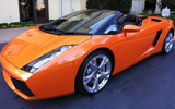 Lamborghini Gallardo Spyder – Orange