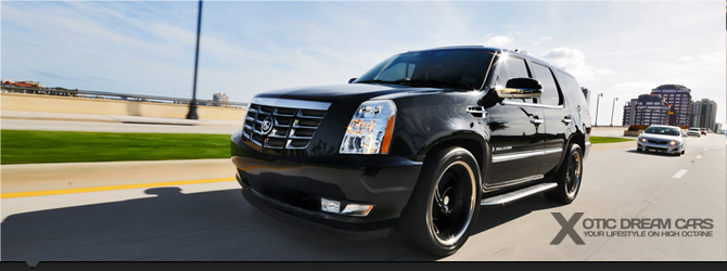 Cadillac Escalade - Custom