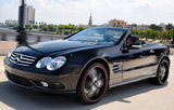 Mercedes SL55 AMG Custom